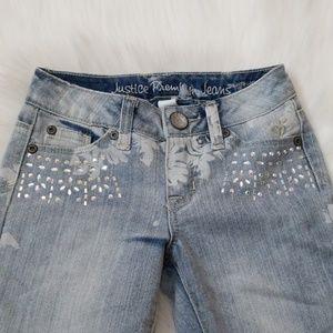 Justice Premium Bling Jeans!